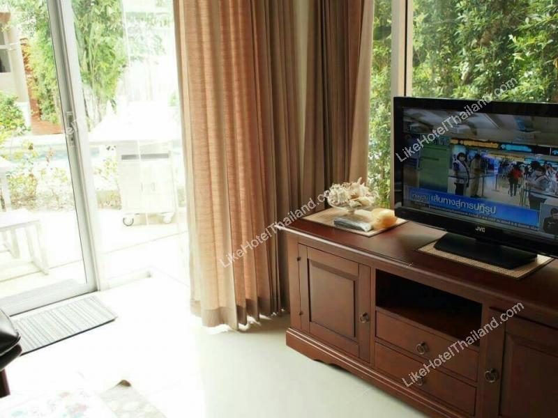 รูปของโรงแรม โรงแรม บ้านไพรินทร์โบ้ทเฮ้าส์ 2 ชะอำ-หัวหิน { ปิ้งย่าง ทำอาหาร มีสระติดทะเล }