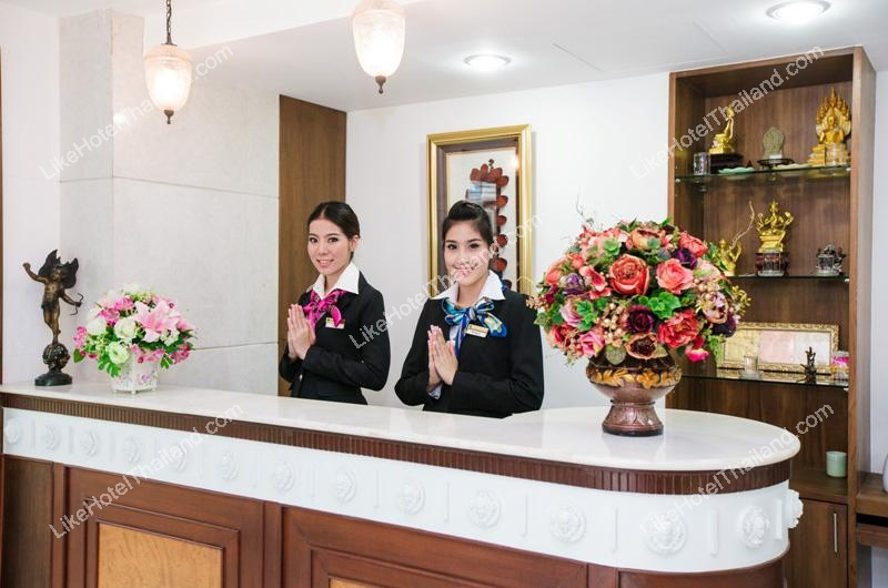 รูปของโรงแรม โรงแรม เดอะ แกรนด์ สาทร