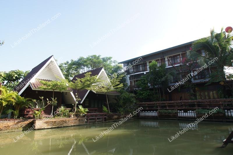 รูปของโรงแรม โรงแรม บ้านสวนกฤษณา เชียงใหม่