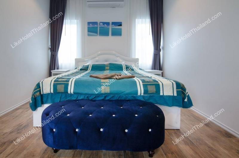 รูปของโรงแรม โรงแรม บ้านทิวานนท์11 พูลวิลล่า หัวหิน [ 3 ห้องนอน ปิ้งย่างได้ ]
