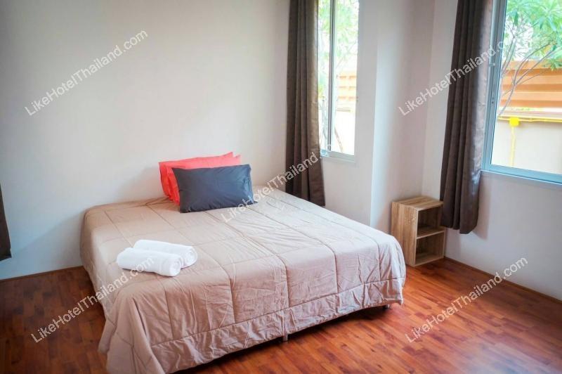 รูปของโรงแรม โรงแรม บ้านเจนจิรา พูลวิลล่า ชะอำ { 5 ห้องนอน ปิ้งย่างได้ สระส่วนตัว }