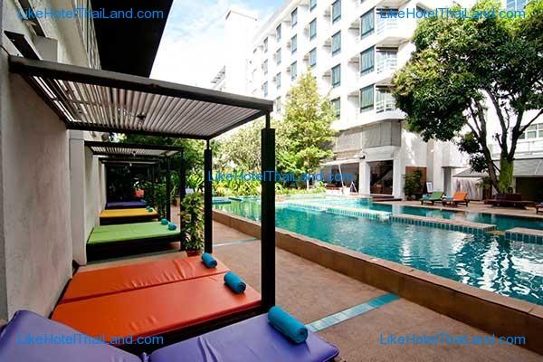 รูปของโรงแรม โรงแรม แซนดาเลย์ รีสอร์ท พัทยา