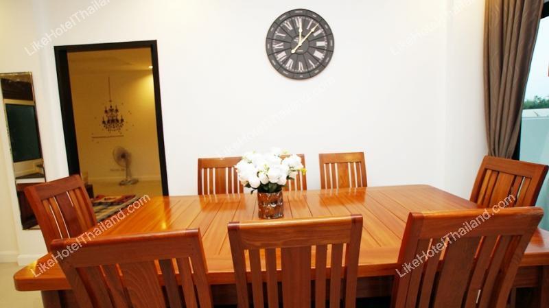 รูปของโรงแรม บ้านขนิษฐา พูลวิลล่า หัวหิน ( สระส่วนตัว คาราโอเกะ ทำอาหารได้ )