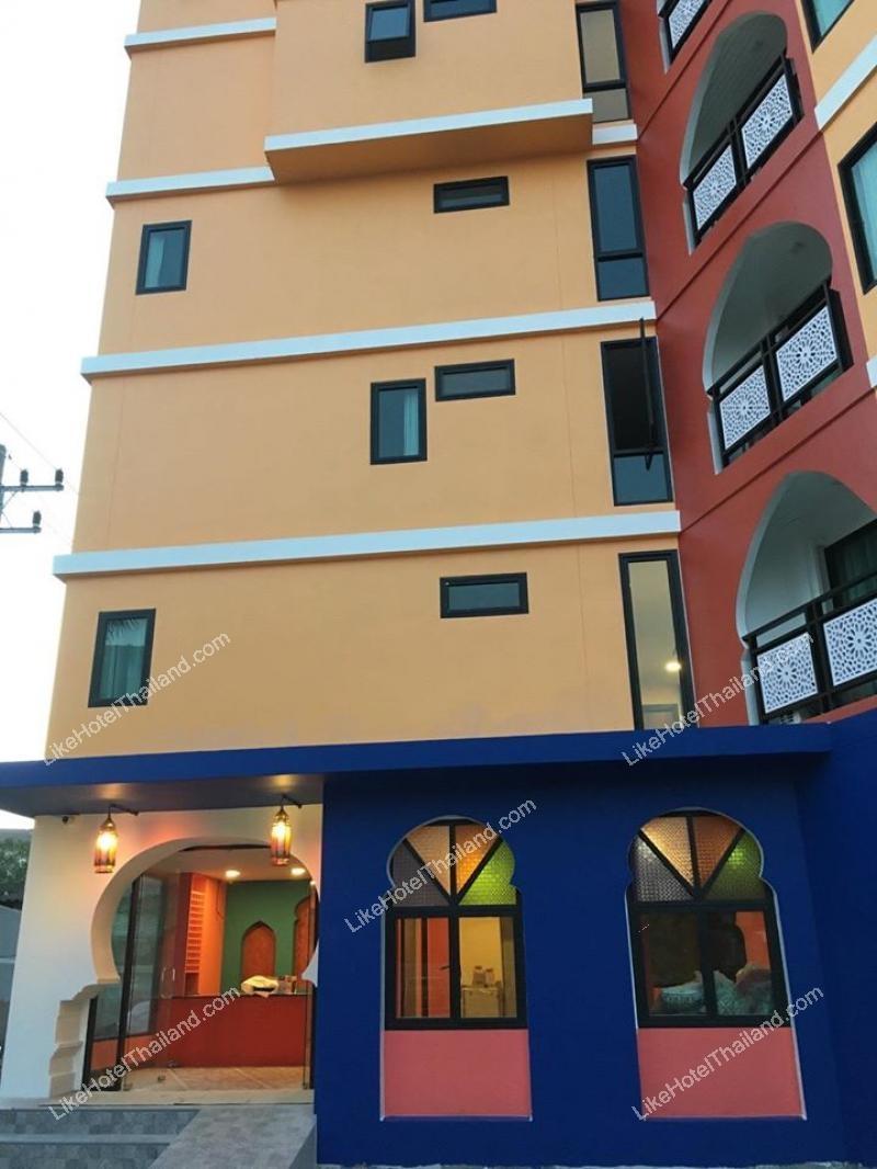 รูปของโรงแรม โรงแรม คาซ่า มาร็อค โฮเท็ล บาย อันดาคูระ เชียงใหม่
