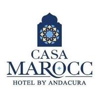 รูปโลโก้ ของ โรงแรม คาซ่า มารอค (ชื่อเดิม คาซ่า มาร็อค โฮเท็ล บาย อันดาคูระ) เชียงใหม่