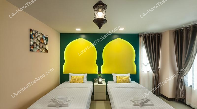 รูปของโรงแรม โรงแรม คาซ่า มารอค (ชื่อเดิม คาซ่า มาร็อค โฮเท็ล บาย อันดาคูระ) เชียงใหม่