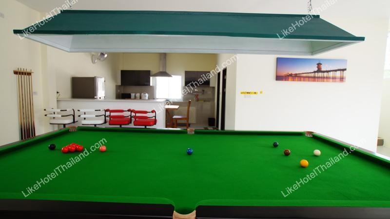 รูปของโรงแรม บ้านสิรินภา พูลวิลล่า หัวหิน (ใกล้สวนน้ำวานา โต๊ะสนุ๊ก คาราโอเกะ)