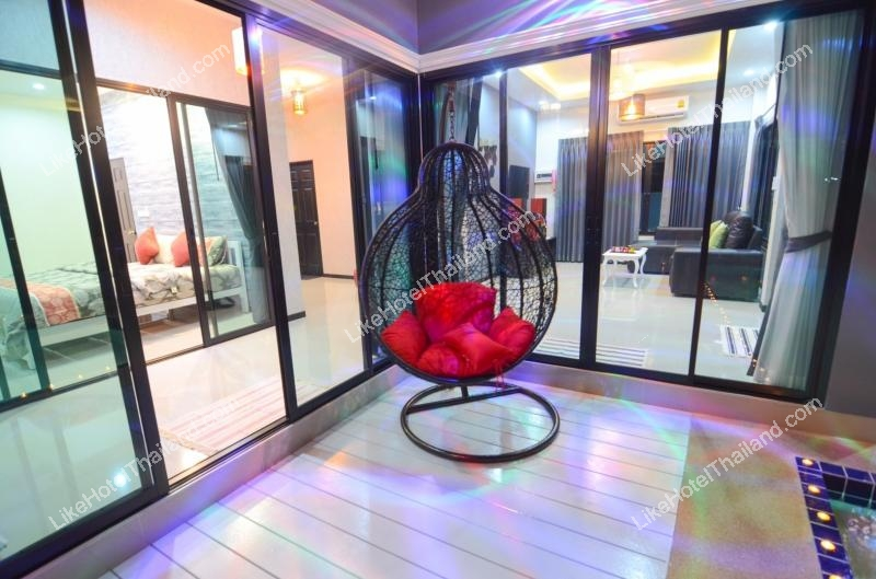 รูปของโรงแรม บ้านวิลาวรรณ พูลวิลล่า ชะอำ