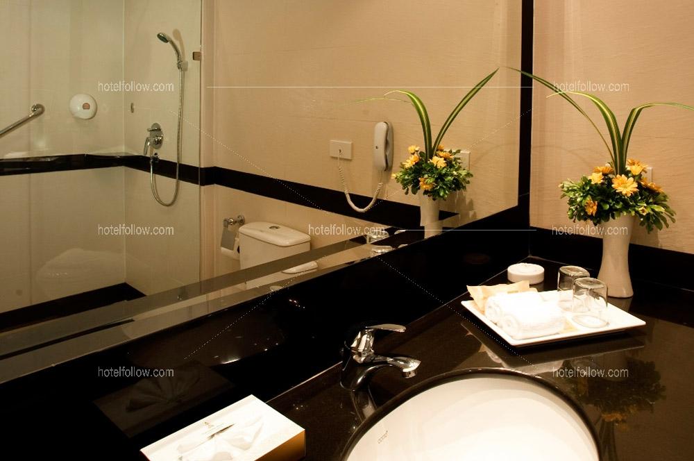 Deluxe Hotel Room Garden View