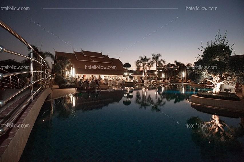 รูปของโรงแรม โรงแรม ไทย การ์เดน รีสอร์ท พัทยาเหนือ