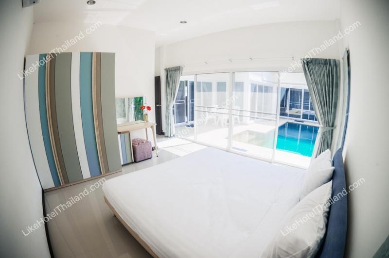 รูปของโรงแรม บ้านเซเว่นส์เฮ้าส์ B2 พูลวิลล่า หัวหิน