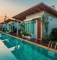 รูปโลโก้ ของ บ้านธีรยา  ปราณบุรี