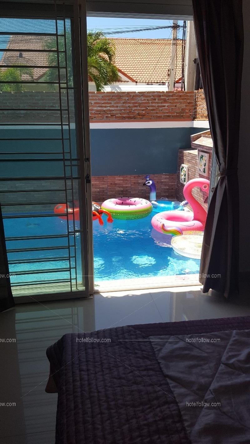 รูปของโรงแรม บ้านมายปาร์ตี้ พูลวิลล่า หัวหิน
