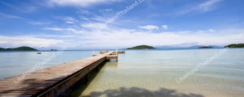 รูปของโรงแรม โรงแรม เกาะหมาก รีสอร์ท