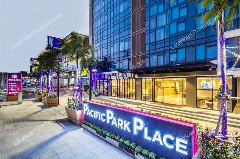 โรงแรม แปซิฟิค พาร์ค เพลส ศรีราชา