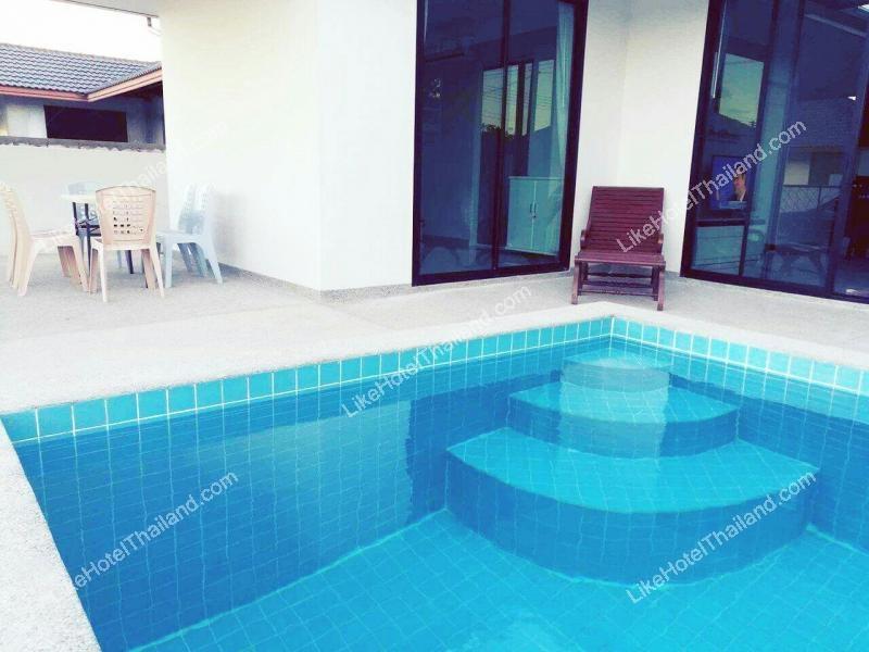 รูปของโรงแรม บ้านเกดสุข พูลวิลล่า หัวหิน