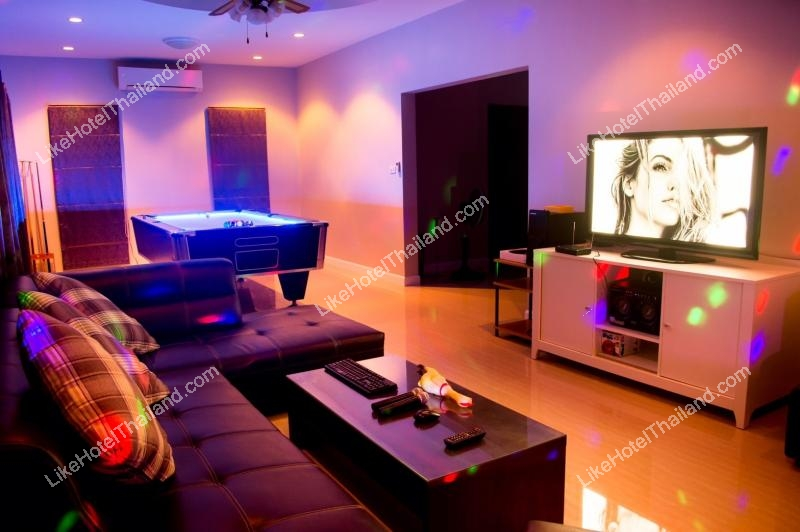 รูปของโรงแรม บ้านวาดี พูลวิลล่า หัวหิน ( 3 ห้องนอน สระส่วนตัว)