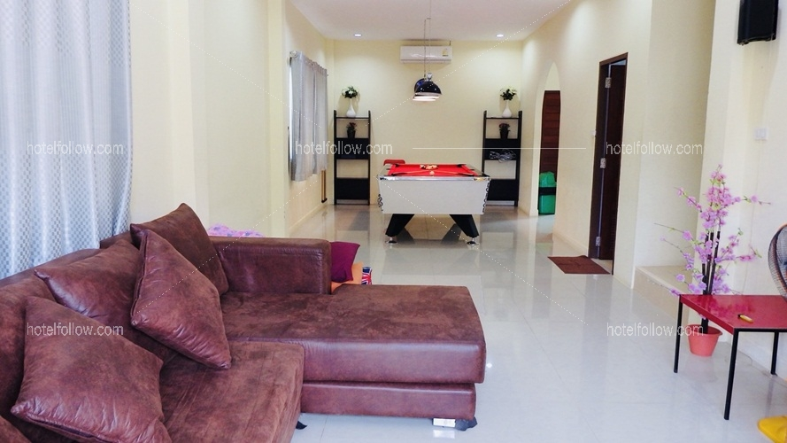 รูปของโรงแรม บ้านเอ็นพี F พูลวิลล่า หัวหิน
