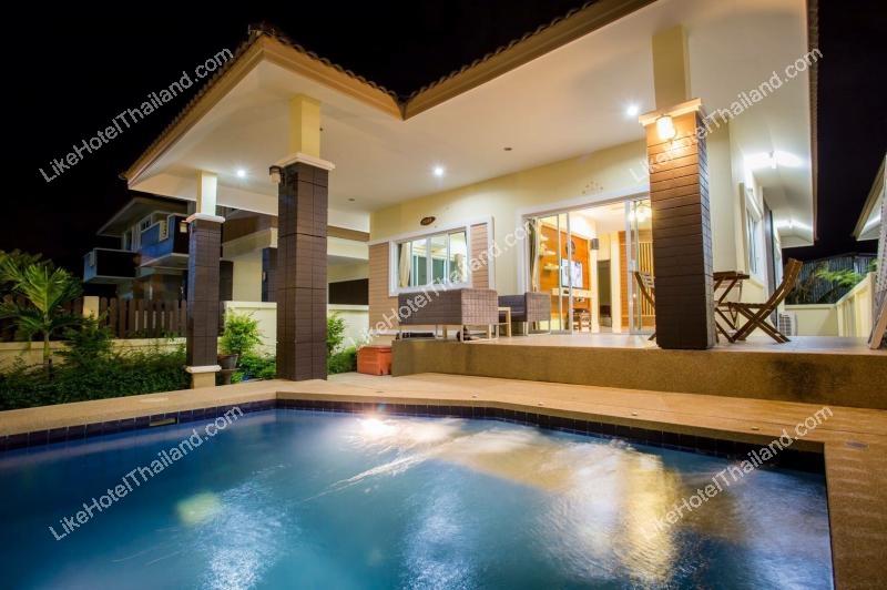 บ้านเอ็นพี K พูลวิลล่า หัวหิน