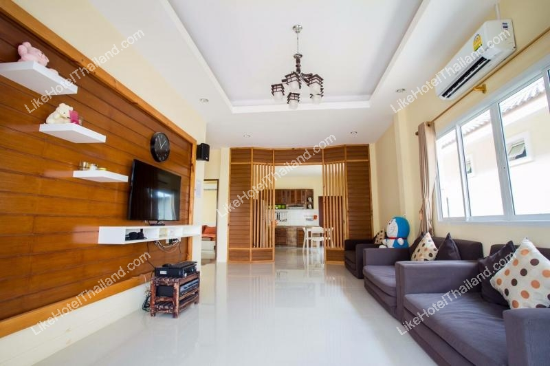 รูปของโรงแรม บ้านเอ็นพี K พูลวิลล่า หัวหิน