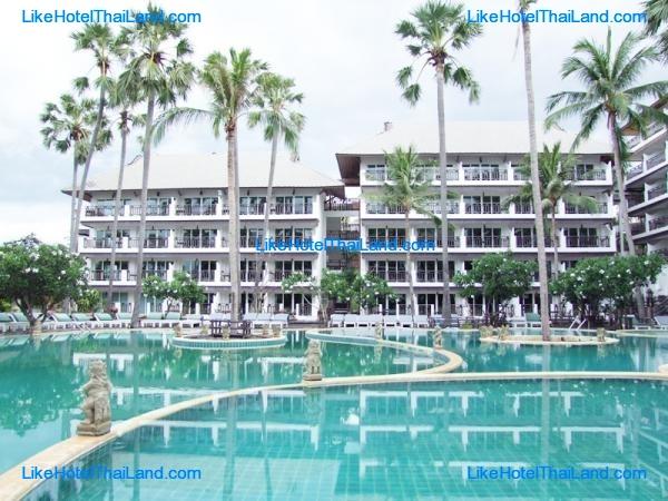 โรงแรม ปัตตาเวีย รีสอร์ท แอนด์ สปา ปราณบุรี หัวหิน