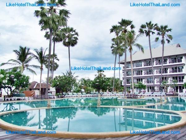 รูปของโรงแรม โรงแรม ปัตตาเวีย รีสอร์ท แอนด์ สปา ปราณบุรี หัวหิน