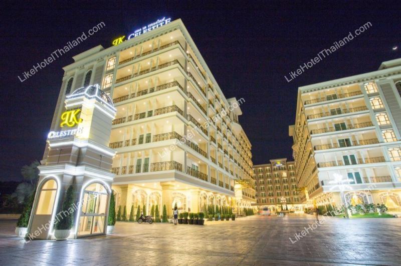 รูปของโรงแรม โรงแรม แอลเค เซเลสไทท์ พัทยากลาง