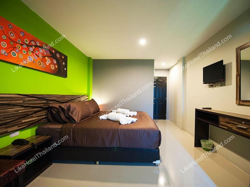 รูปของโรงแรม โรงแรม ดีเวลล่า รีสอร์ท สุวรรณภูมิ