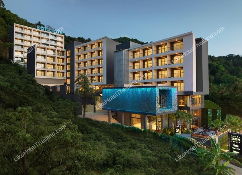 โรงแรม โฮเทล ไอคอน ภูเก็ต หาดกะรน