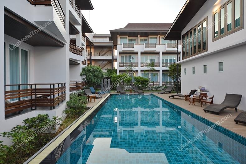 รูปของโรงแรม โรงแรม เลอ พัทธา เชียงราย