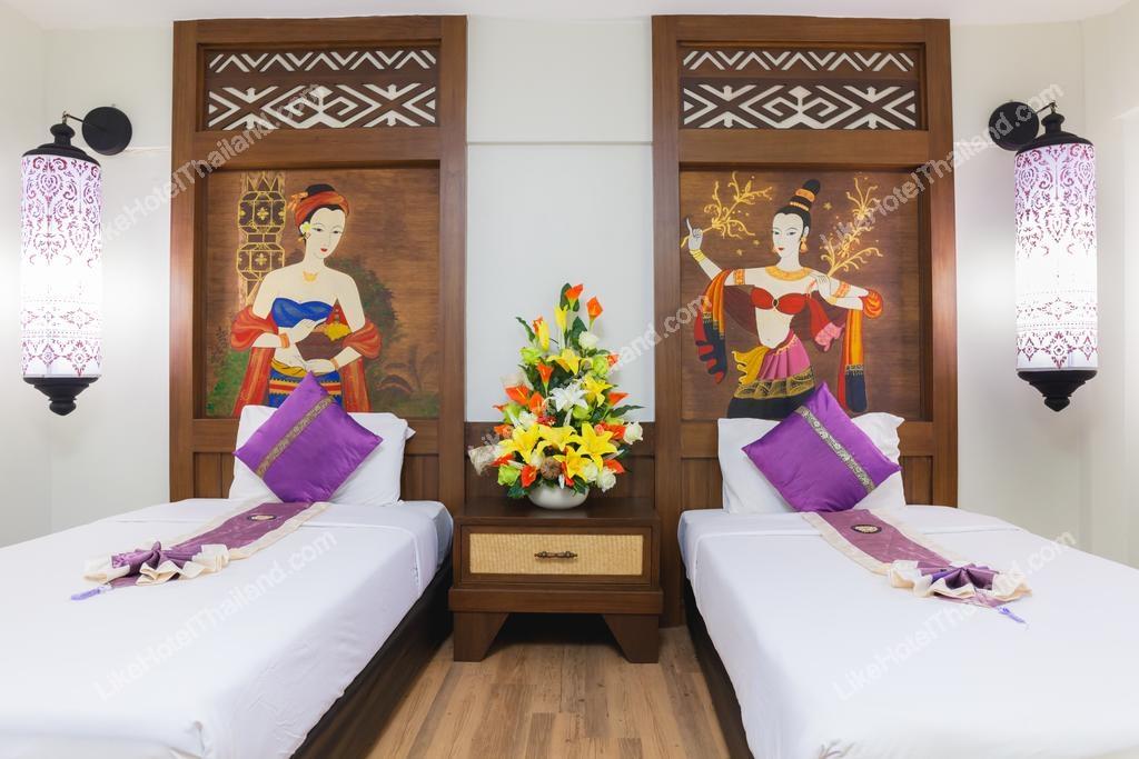 รูปของโรงแรม โรงแรม นาค นครา เชียงราย