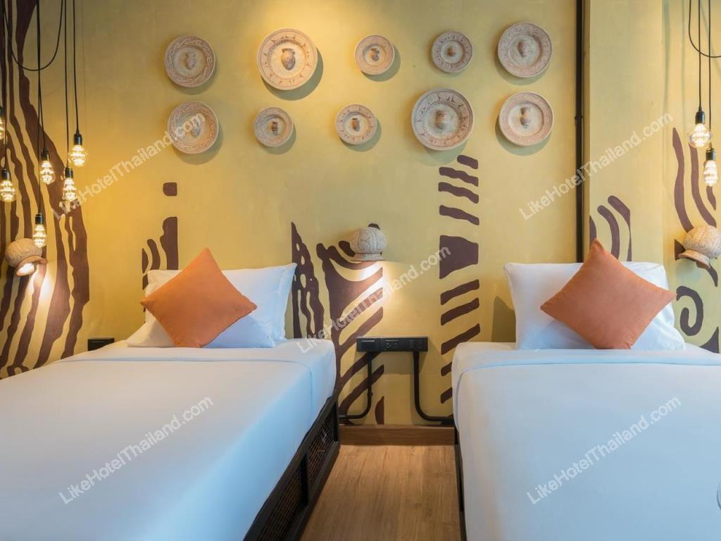 รูปของโรงแรม โรงแรม ซีเครส บาย จอมเทียน (ที่พักหาดจอมเทียน พัทยา)