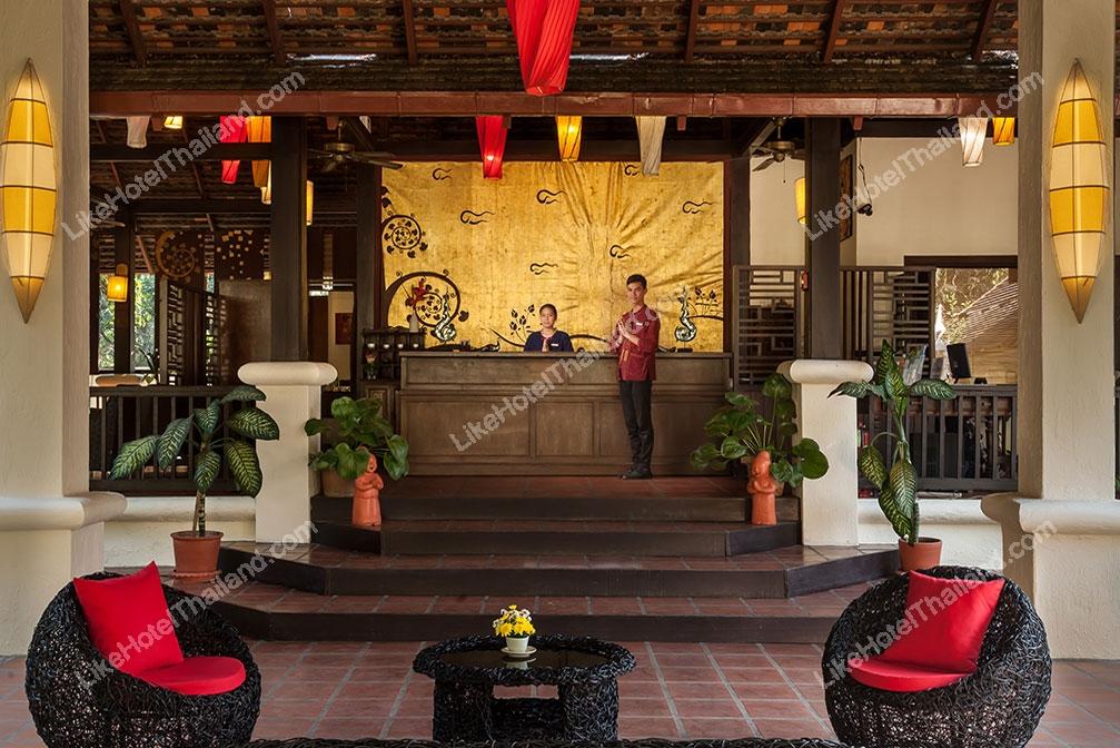 รูปของโรงแรม โรงแรม ลานนา ดุสิตา บูติค รีสอร์ท บาย อันดาคูรา (ที่พักเชียงใหม่ติดแม่น้ำปิง)