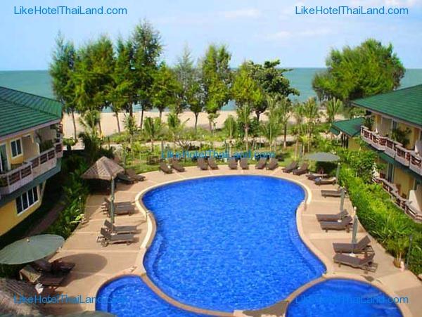 โรงแรม แบคคัส โฮม รีสอร์ท ปราณบุรี ประจวบ