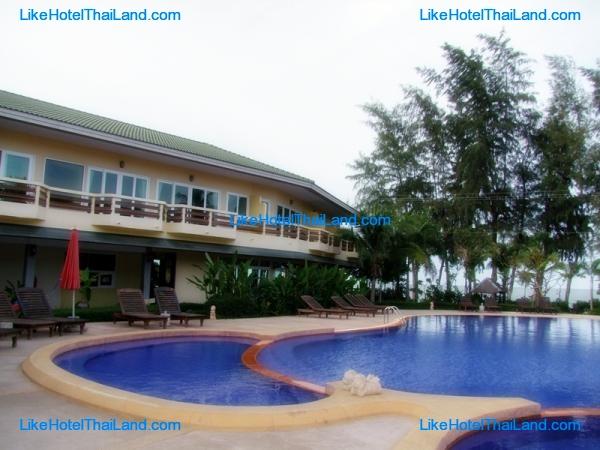 รูปของโรงแรม โรงแรม แบคคัส โฮม รีสอร์ท ปราณบุรี ประจวบ