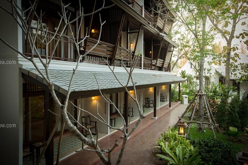 รูปของโรงแรม โรงแรม ราชพฤกษ์ ลานนา บูทีค เชียงใหม่ (ชื่อเดิม ปราชญ์ ราชพฤกษ์ รีสอร์ท แอนด์ สปา)