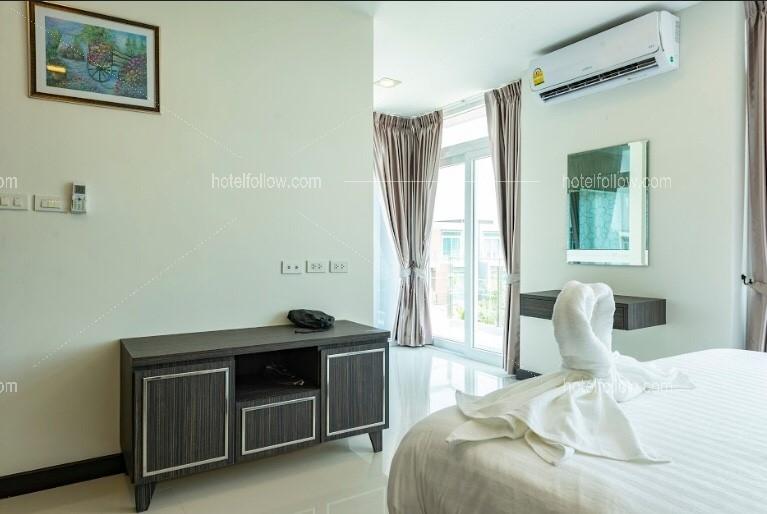 รูปของโรงแรม บ้านมานุ พูลวิลล่า หัวหิน