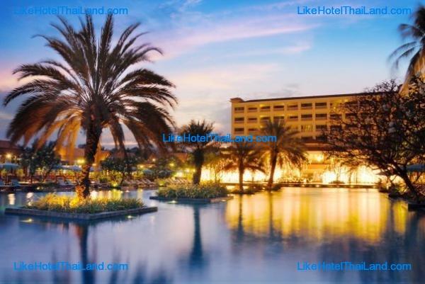 รูปของโรงแรม โรงแรม ดุสิตธานี หัวหิน