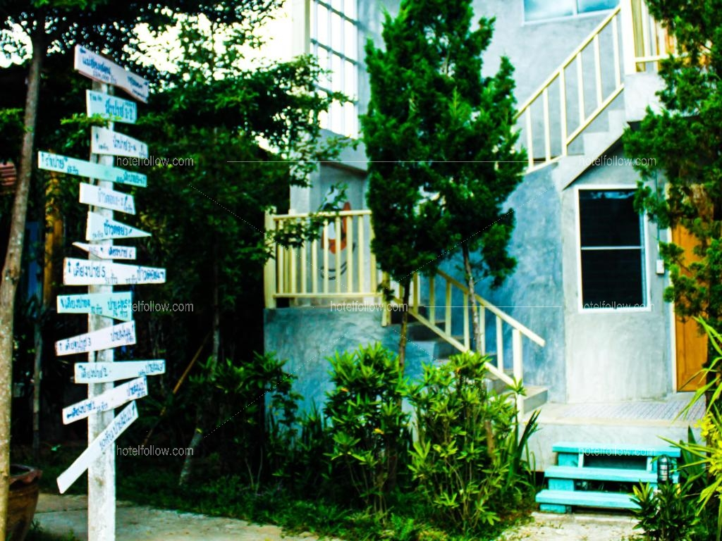 รูปของโรงแรม โรงแรม บ้านโชคดี รีสอร์ท ปาย