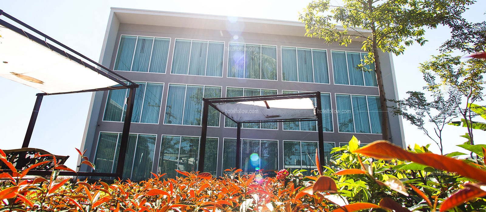 โรงแรม เอ โฮเต็ล ซิมพลี เชียงแสน