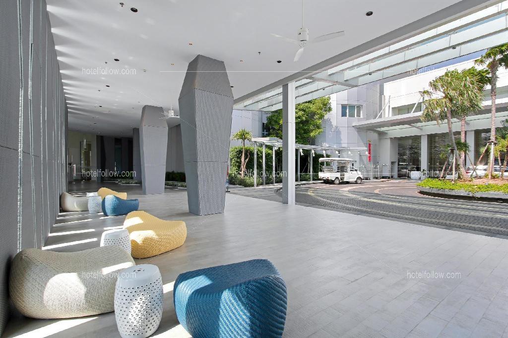 รูปของโรงแรม โรงแรม ไวท์ แซนด์ บีช เรสซิเดนท์ พัทยา