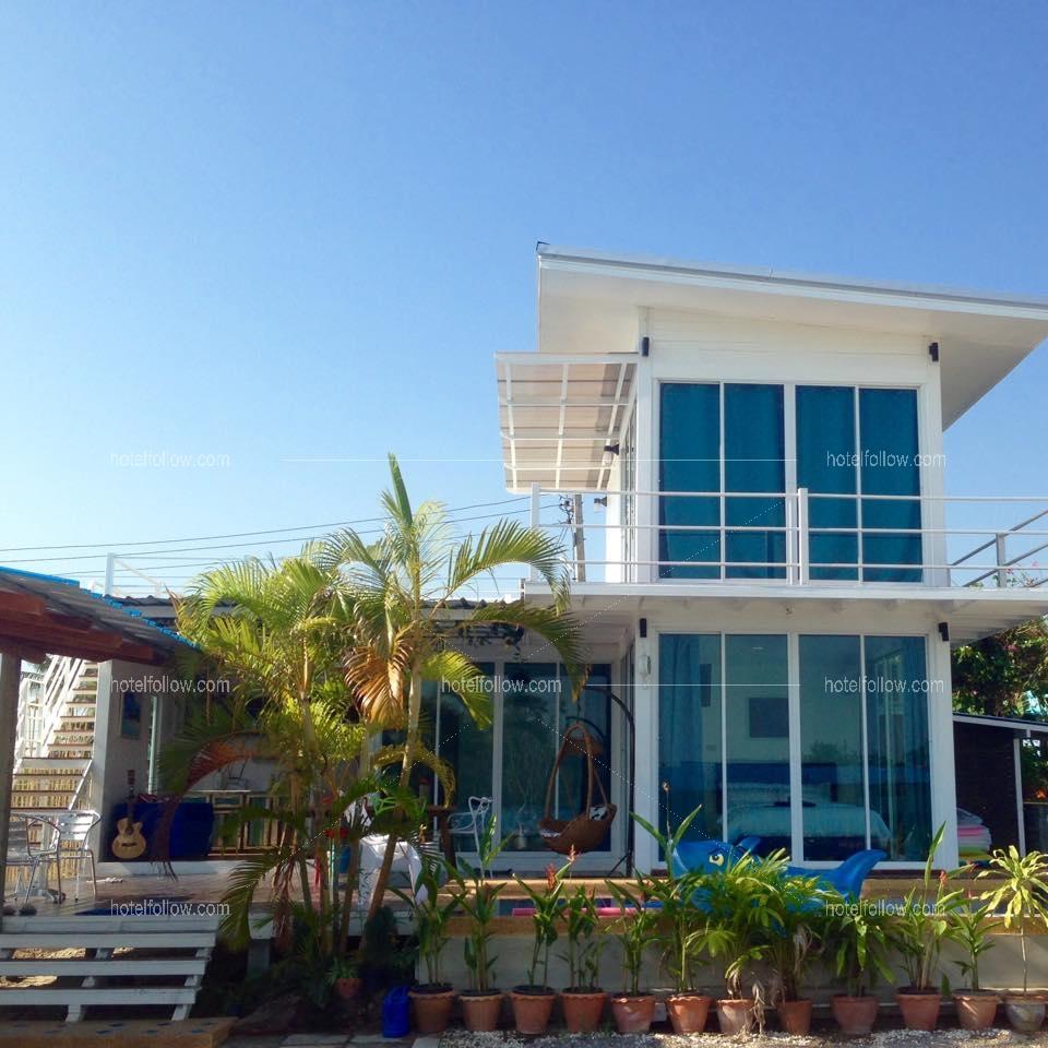 รูปของโรงแรม บ้านจี พูลวิลล่า ชะอำ