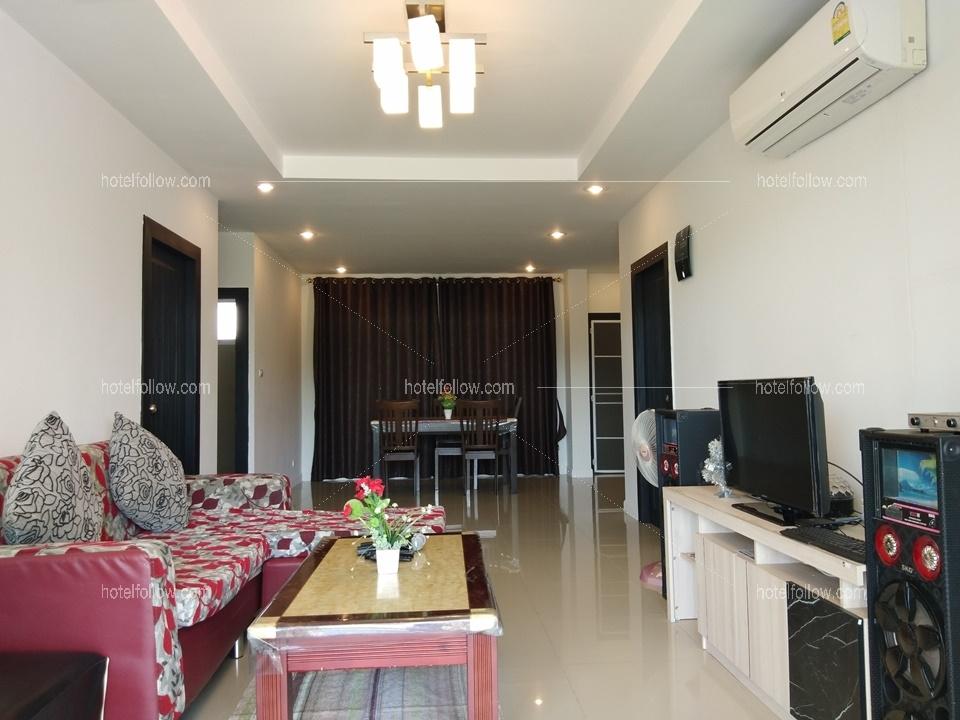 รูปของโรงแรม บ้านรัชนีกร พูลวิลล่า หัวหิน (3 นอน ฟรีโอเกะ ไฟเธค เสียงดังได้)