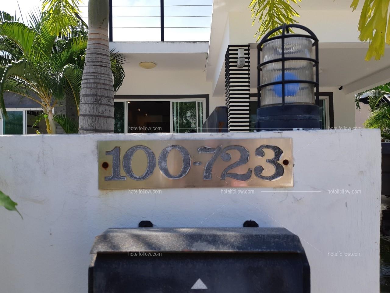 รูปของโรงแรม บ้านวันดี พูลวิลล่า หัวหิน { ปิ้งย่างได้ สระส่วนตัว }