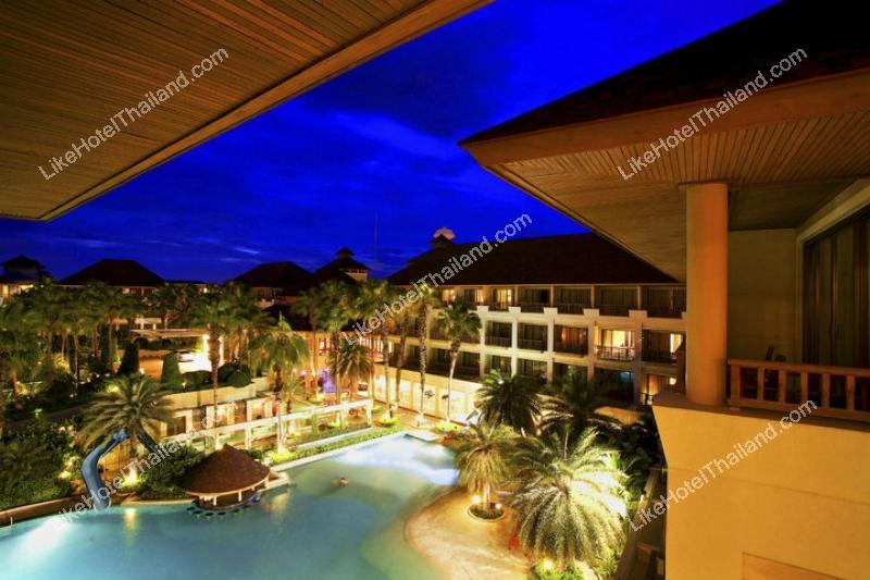 โรงแรม เดอะ ไทด์ รีสอร์ท บางแสน ชลบุรี