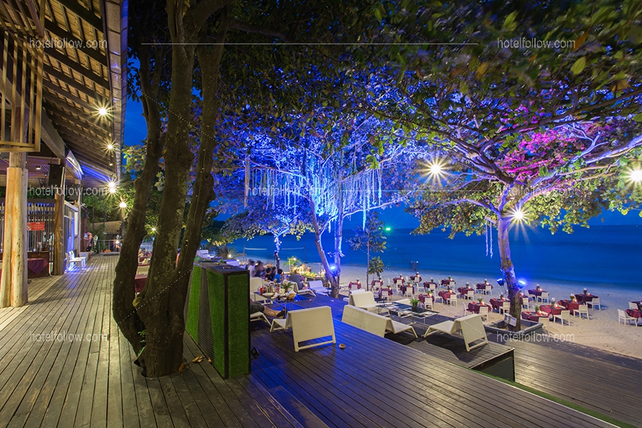 โรงแรม เสม็ด แกรนด์วิว รีสอร์ท หาดทรายแก้ว