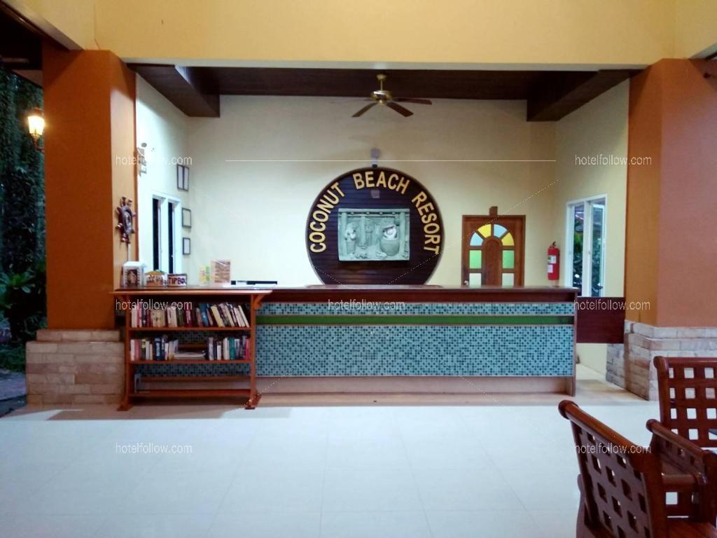 รูปของโรงแรม โรงแรม โคโคนัท บีช รีสอร์ท หาดคลองพร้าว เกาะช้าง