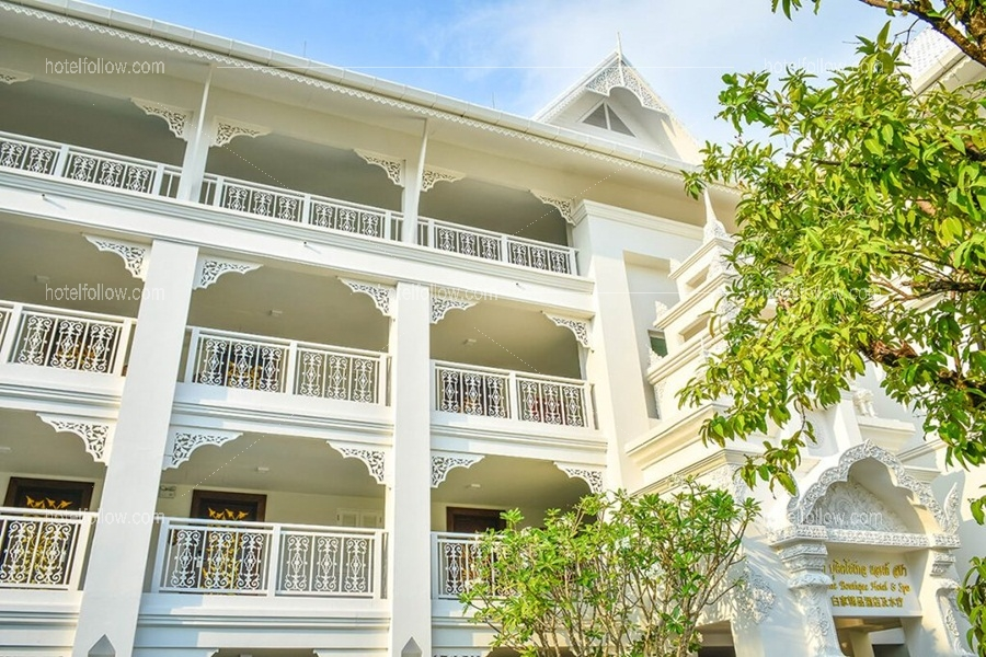 โรงแรม ไวท์ บูติคโฮเทล แอนด์ สปา เชียงใหม่