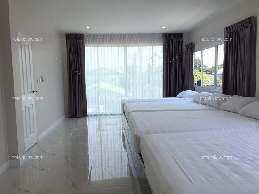 รูปของโรงแรม บ้านหาดเจ้า 3 พูลวิลล่า หาดเจ้าสำราญ