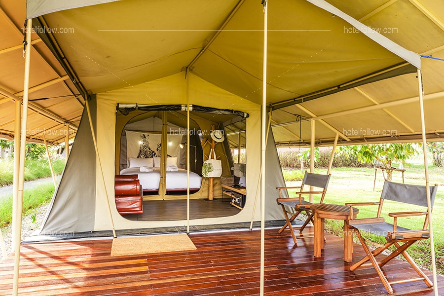 Eco Safari Tent